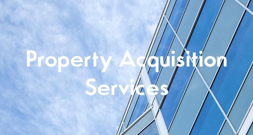 Property Acquisition Services