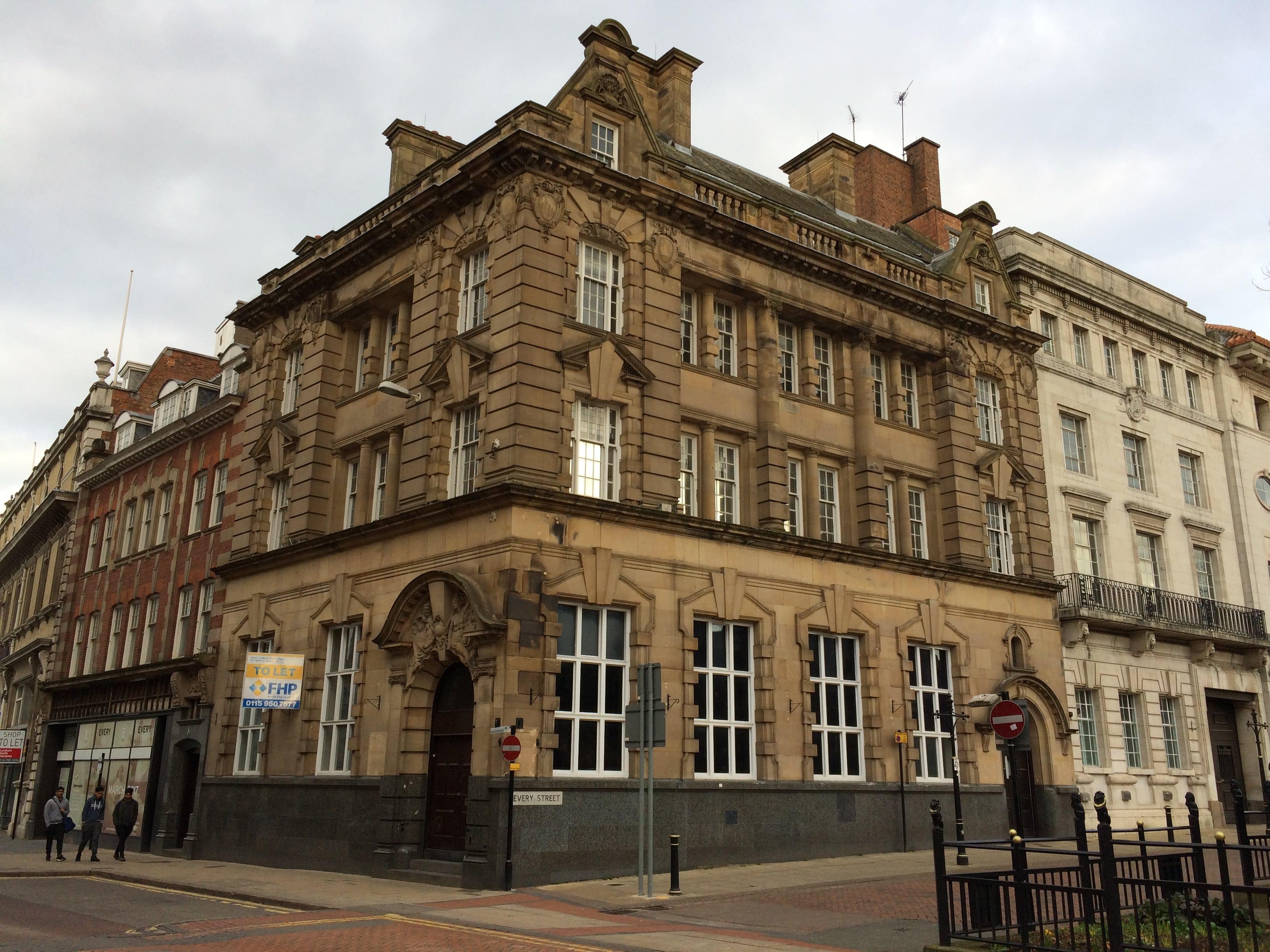 Upper Floors, 4-8 Horsefair Street, Leicester