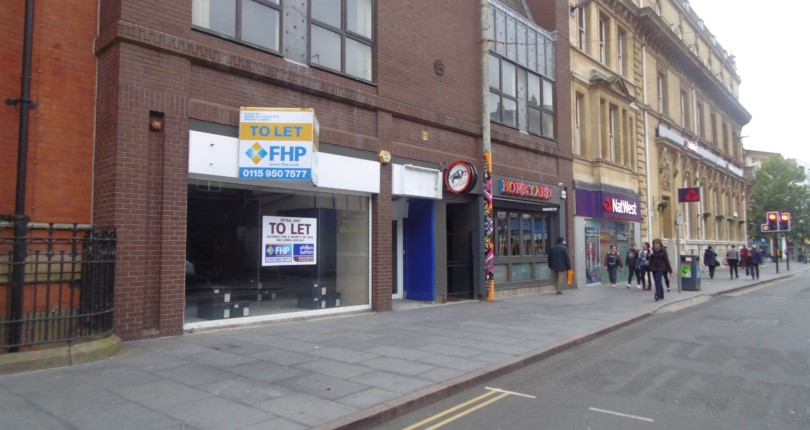 Ground Floor, 17 Granby Street, Leicester