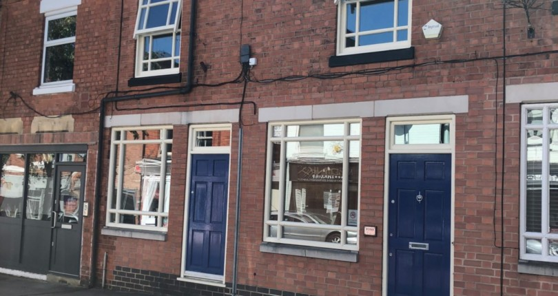 10-12 Francis Street, Leicester