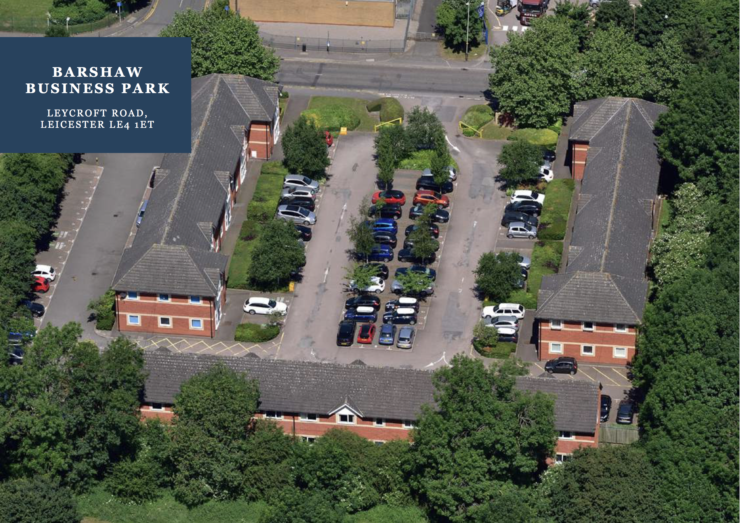 Barshaw Park, Leycroft Road, Leicester